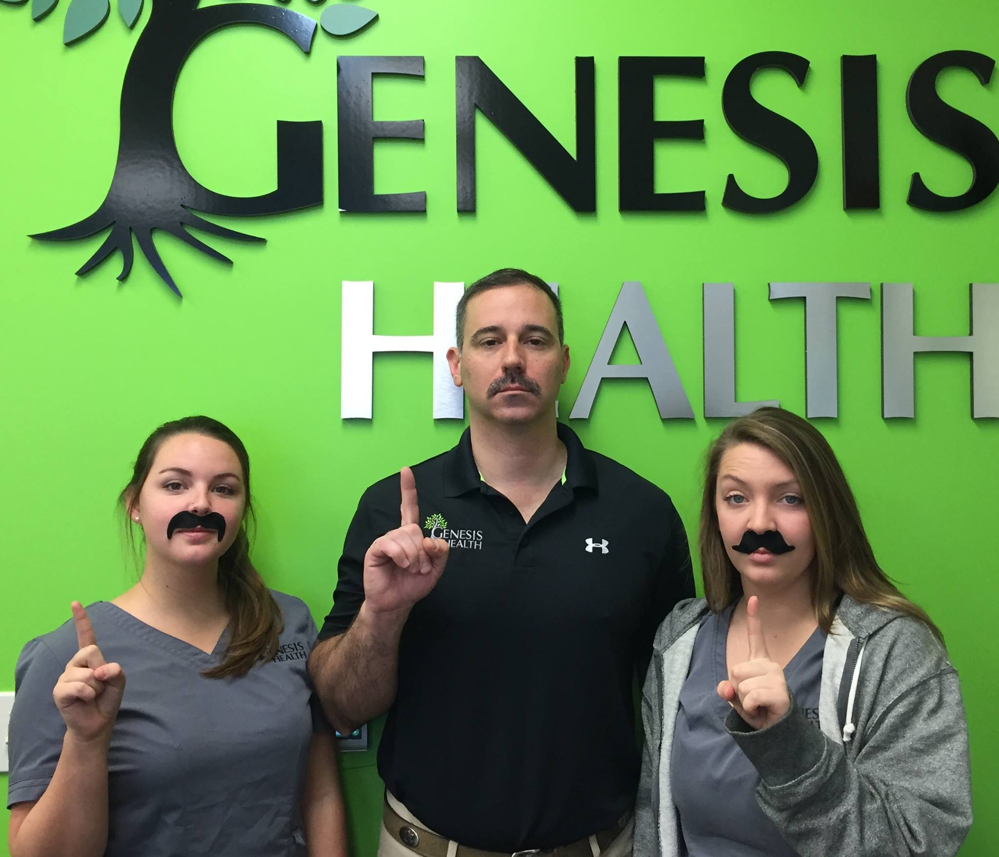 The team at Genesis Health chiropractic clinic in Opelika Alabama a 36801 chiropractor